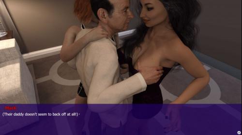 Pleasure Villa Version 1.8.1 [2020,Male protagonist,Anal sex,3DCG]
