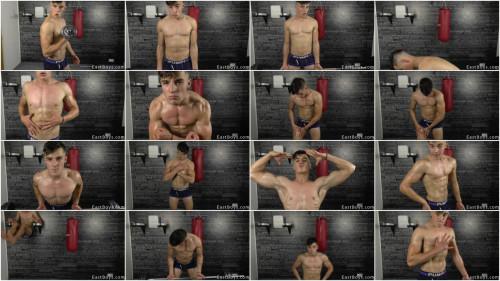 EBoys - Muscle Flex, Casting scene 16 - Kent Mills