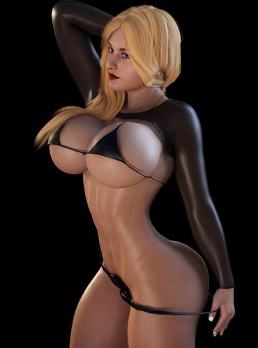 Designeric Artwork Collection Part 1 [big boobs,uniforms,big ass]