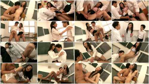 Transsexual Teacher Story! Sorrowful Anal Sex Ejaculation Fucked To Students (2013)
