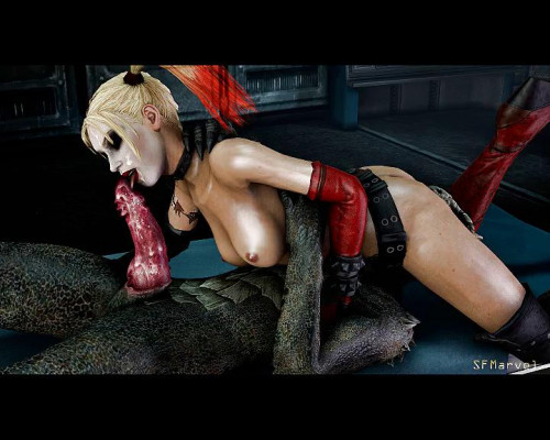 Harley Quinn Collection [2018,Monsters,Dildo,Lesbians]