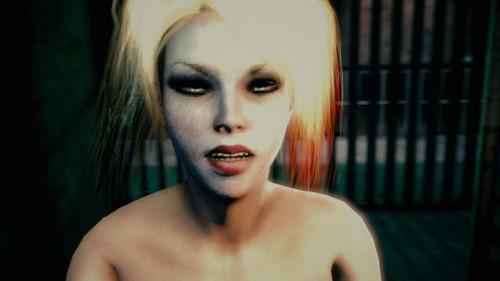 Harley Quinn prison