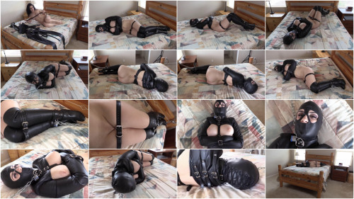 Bondage, domination and predicament for very hot angel HD 1080p