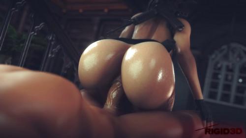 Rigid 3D [Cumshot,Animation,Titjob]