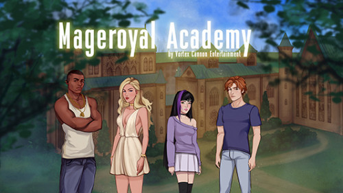 Mageroyal Academy [Lesbian,ADV]