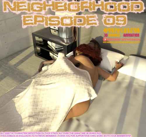 Neighborhood EP 09 [licking pussy,milf,vaginal sex]