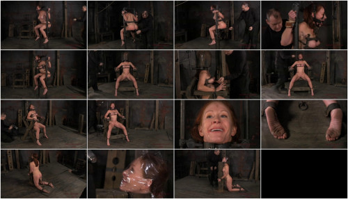 Anal Angst feat. Catherine de Sade