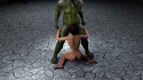 Briide of the Goblin - Waedding Ritual [2015,Pregnant Woman,Anal,Goblin]