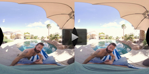 StudsVR — The Pool Guy's Tip — Brendan Patrick (Dominic Pacifico POV)