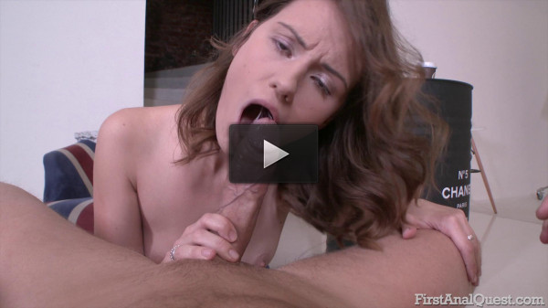 First Anal Sofy Soul (tit, online, english)!