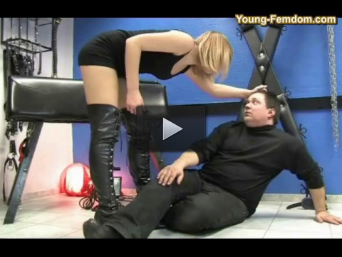Young-femdom - If you have no money ...