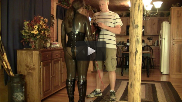 Elizabeth Andrews - Boot Training In the High Country (tight, download, vid, secret)