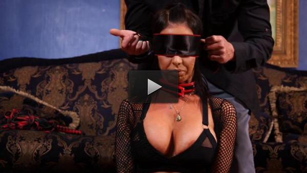Cougar BDSM - bdsm, tit, get ready, girl