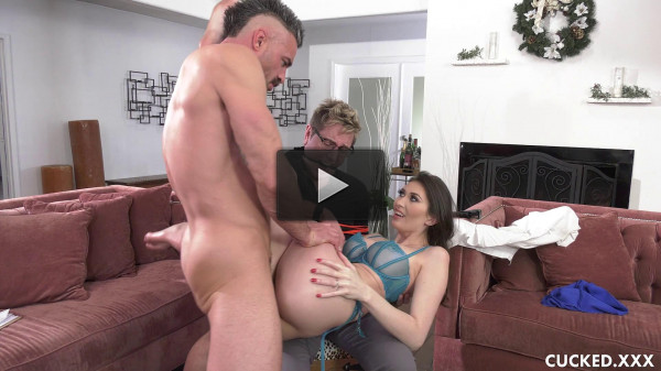 Sign The Trust To Me You Limp Dick — Angelina Diamanti FullHD 1080p
