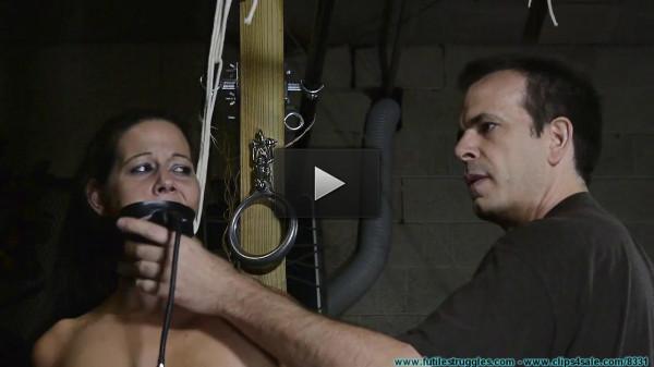 700 Foot Rope Bondage