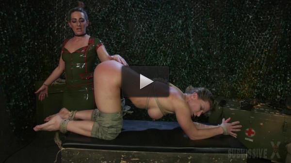Spy Vs. Spy — Corporal Punishment — Savannah Fox and Ariel X — HD 720p