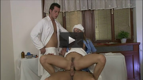 Private Specials vol.25 Bisexual Clinic - perfect, kink, stockings...