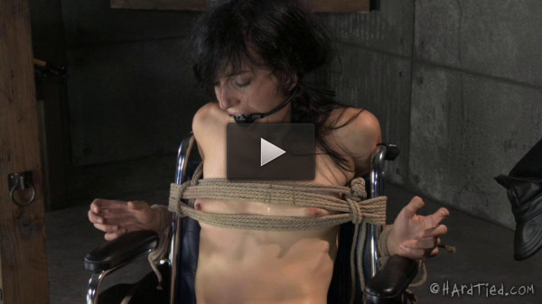 Bondage Therapy — Scene 1 - Elise Graves and Jack Hammer — HD 720p