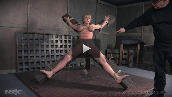 online breast spread take turns (Hard BDSM Agony).