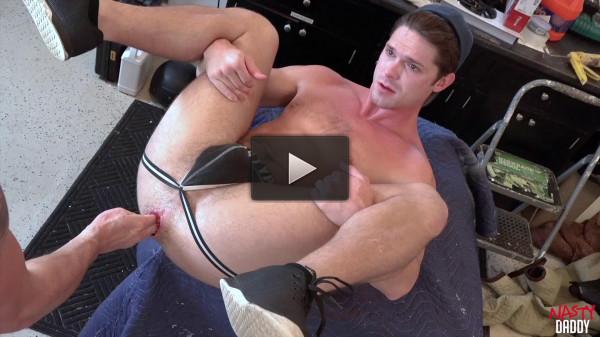 Nasty Daddy - Fisting Devin Franco (Cade Maddox & Devin Franco)