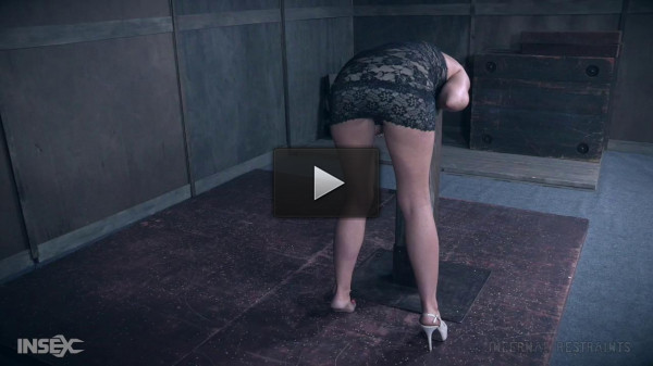 Helena Price (Hitchin' Hillbilly) - hand, spank, watch, stud