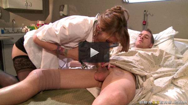 Sexy Lady Doctor Loves Dicks Of The Patients