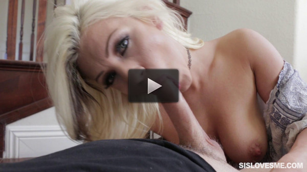 Step Sis Gets The Dick Cameron Dee