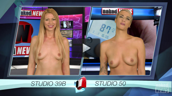 NakedNews 2017 07 19 Katherine Curtis says goodbye to Naked News Fhd
