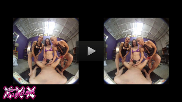 VR Pegging Foursome