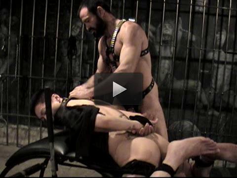 Bondage Inspection (media, cock sucking, media video).