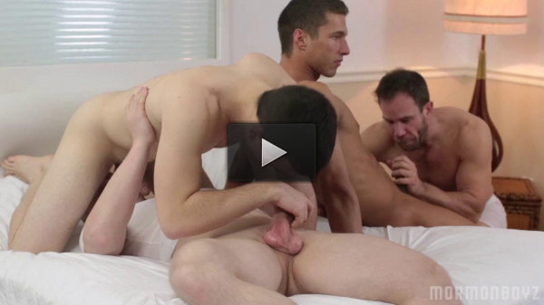 MormonBoyz - Elders Foster, Miller, & Peterson - Priesthood Retreat - 720p
