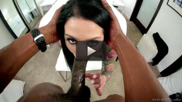 Katrina Jade Destroyed By Huge Black Dick