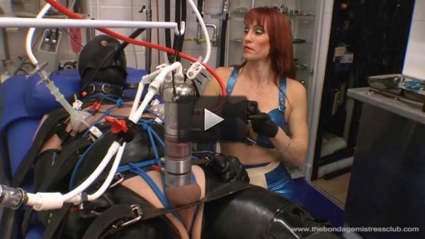 Mistress Miranda and Serious Kit — Suction Finale