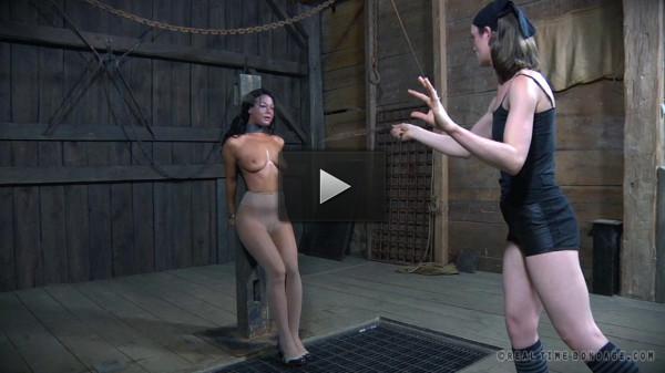 This Bondage Slut Meets Our Membership - domination, pain, watch, know how
