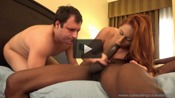 Warm Her Up - tiny, threesome, interracial, femdom