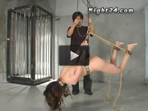 Asian Slut In Rough BDSM Orgy