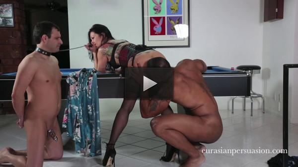 Miss Jasmine - Cuckie Meet Pool Boy part 3 (watch, deep, stud, fucks)
