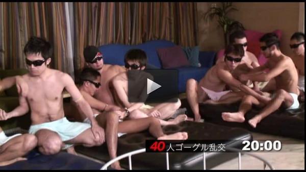 Best Asian Gangbang Collection