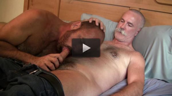 NaturalBornBreeders — Trace Leches Takes Rex Sherwood Raw