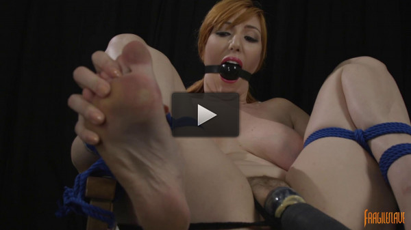 Red Head Spread Wide and Cumming.