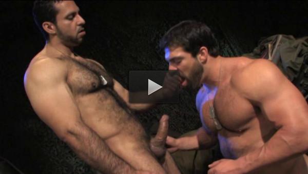 Raging Stallion — Hairy Boyz Part 33