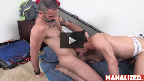 MZ — Dirty Ass Breeders: Carlos Barros, Nate Grimes Bareback