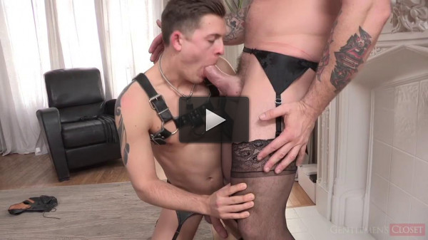 Gentlemen's Closet — Puppy Trained — Tyler Rush, Trenton Ducati (720p)