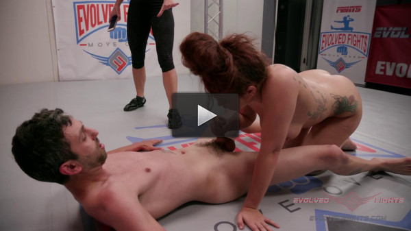 Gabriella Paltrova vs Jay West HD