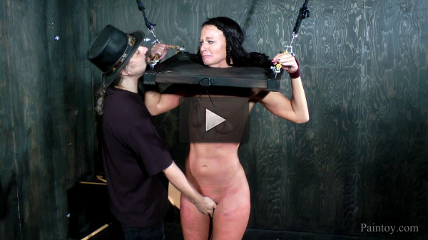 London River - Orgasms Paddles And Clamps - online, video, watch, english, orgasm