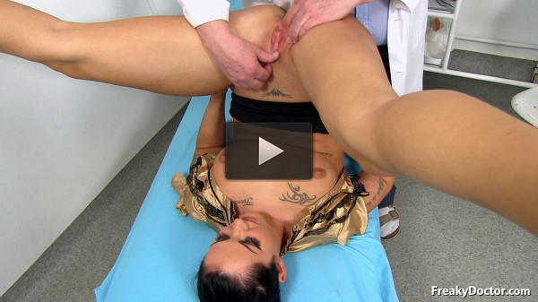 23 years Girls Gyno Exam — Salina — HD 720p