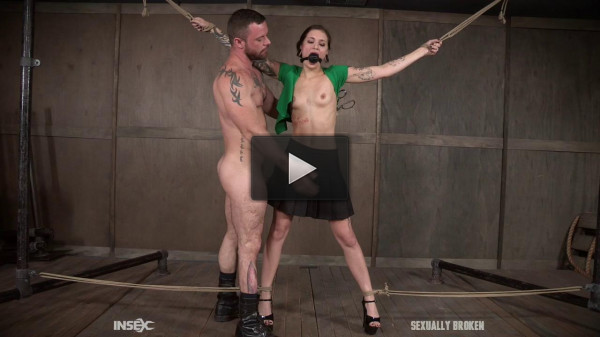 Sexuallybroken - A Lovely Ride with Luna Lovely, Sergeant Miles 720p