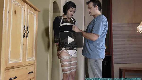 I Finally Tie Up An Asian Model part 2 - Extreme, Bondage, Caning