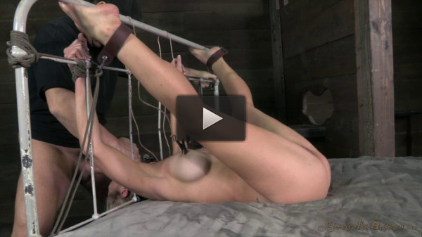 Cherie DeVille takes on two cock for the first time ever!