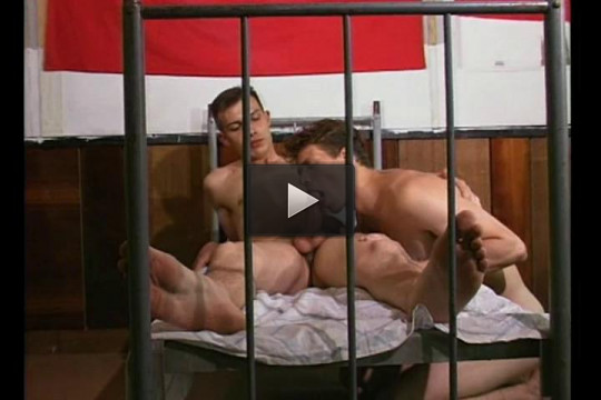 Russian Soldiers In Retro Fuck Collection